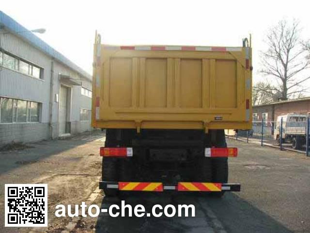FAW Jiefang CA3253P7K2T1 diesel 6x4 cabover dump truck