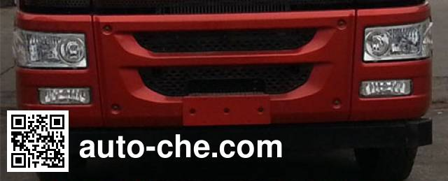 FAW Jiefang CA3310P1K2L2T4BE5A80 diesel cabover dump truck chassis