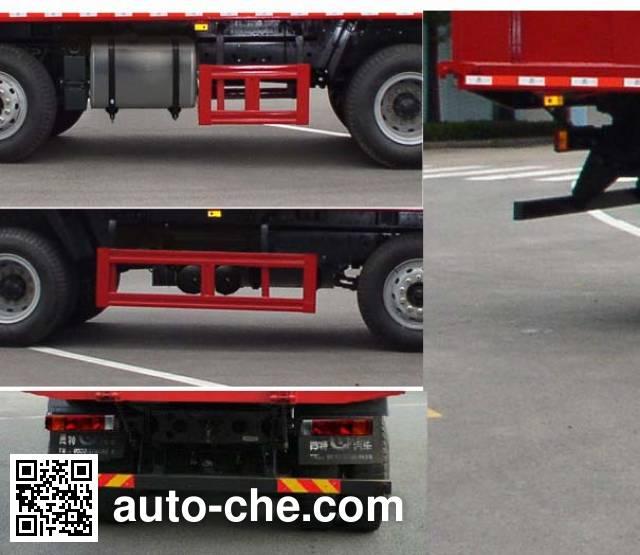 FAW Jiefang CA3310P1K2L3T4E4A80 diesel cabover dump truck