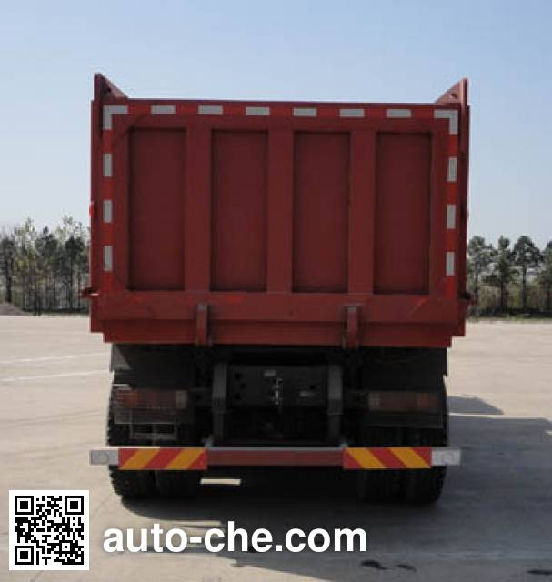 FAW Jiefang CA3310P2K2L2T4E4A80-2 diesel cabover dump truck