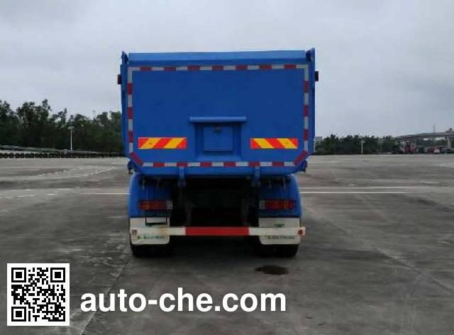 FAW Jiefang CA3310P2K2L3T4E5A80-2 diesel cabover dump truck