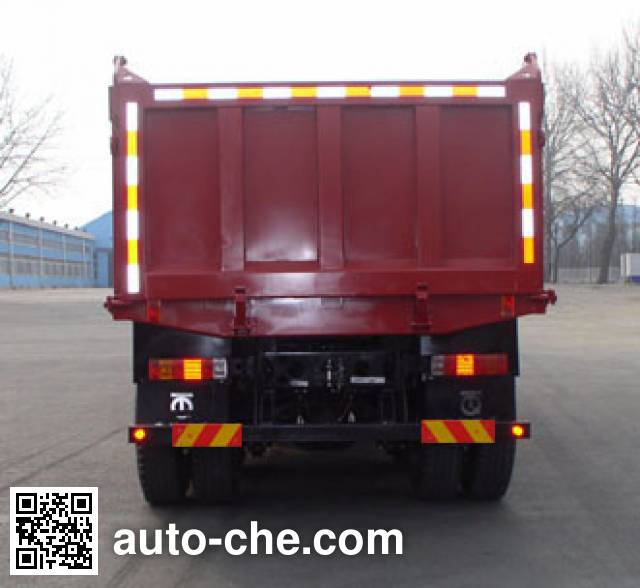 FAW Jiefang CA3310P2K2L5T4E4A80 diesel cabover dump truck