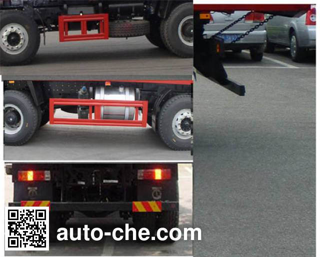 FAW Jiefang CA3310P2K2L3T4E4A80-1 diesel cabover dump truck