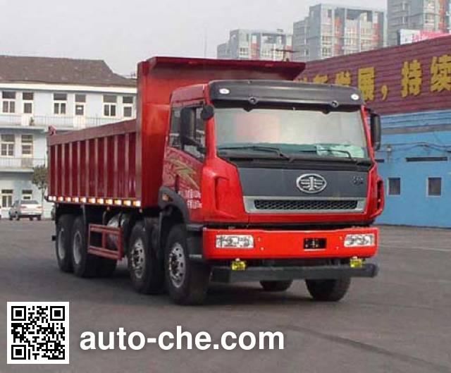 FAW Jiefang CA3310P2K2L5T4E4A80 diesel cabover dump truck