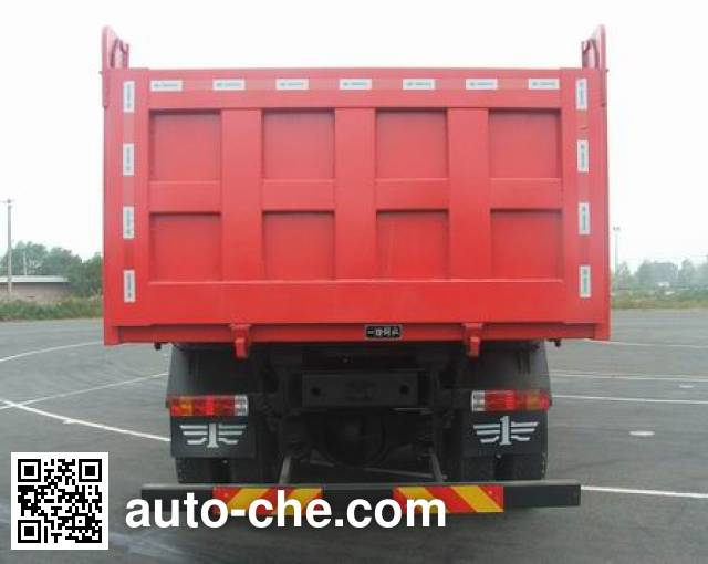 FAW Jiefang CA3310P63K1L1T4E5 diesel cabover dump truck