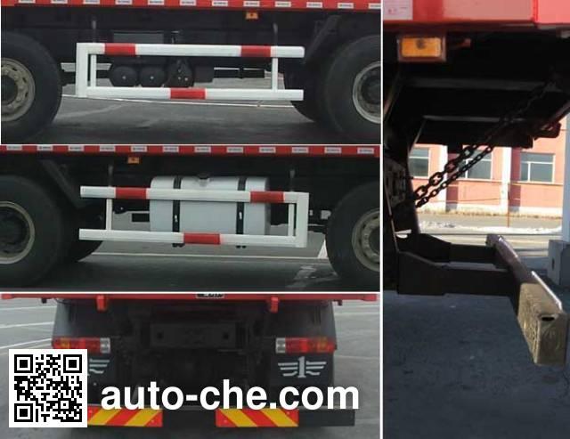 FAW Jiefang CA3310P63K2L2T4E4 diesel cabover dump truck