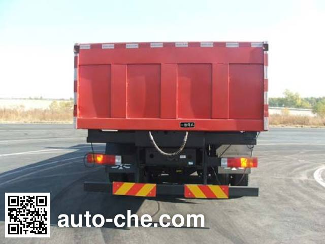 FAW Jiefang CA3310P63L2T4AE2M5 natural gas cabover dump truck