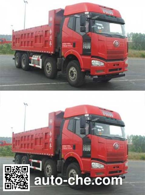 FAW Jiefang CA3310P66K24L3T4AE5 diesel cabover dump truck