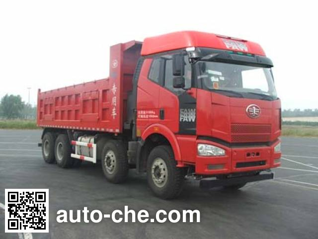 FAW Jiefang CA3310P66K2L4T4AE5 diesel cabover dump truck