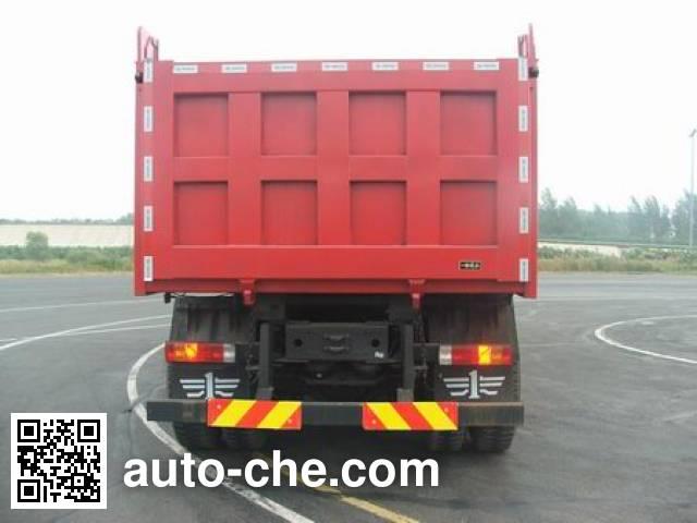 FAW Jiefang CA5310ZLJP66K2L5T4E4 dump garbage truck