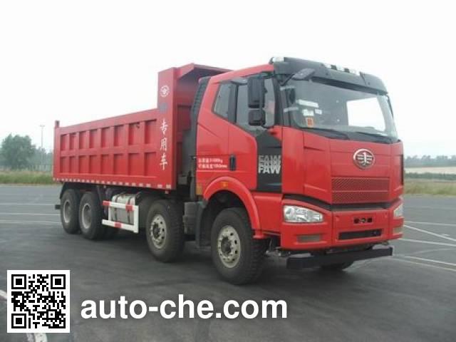 FAW Jiefang CA3310P66K24L5T4E4 diesel cabover dump truck