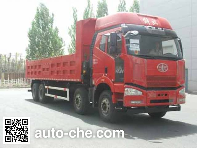 FAW Jiefang CA3310P66K2L7T4E5 diesel cabover dump truck