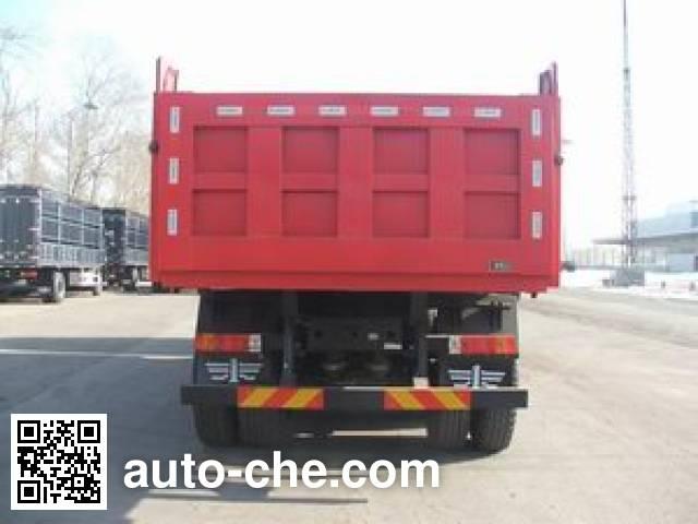FAW Jiefang CA3310P66L5T4E22M5 natural gas cabover dump truck