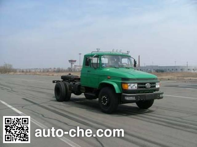 FAW Jiefang CA4116K28LJ diesel tractor unit