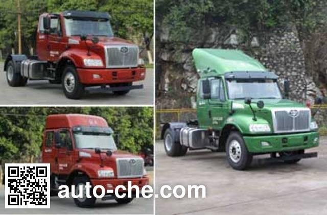 FAW Jiefang CA4140K2E5R7A95 tractor unit