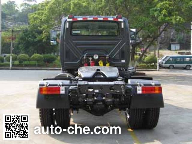 FAW Jiefang CA4142N2E5A95 natural gas tractor unit