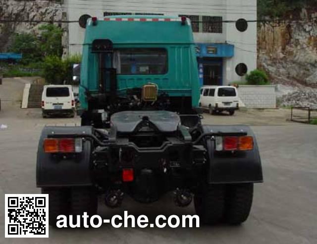 FAW Jiefang CA4150PK2E3A95 cabover tractor unit