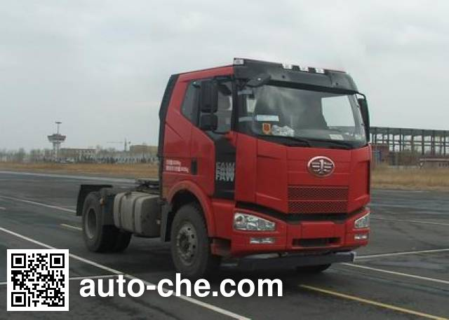 FAW Jiefang CA4160P63K2XE4 container transport tractor unit