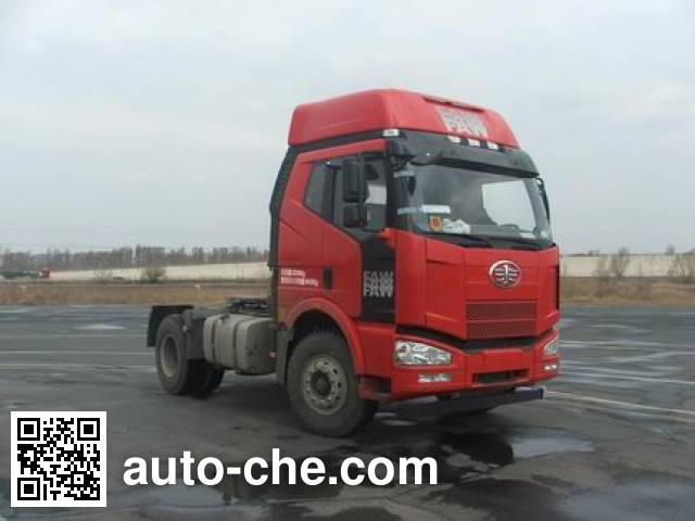 FAW Jiefang CA4180P63K2AXE4 container transport tractor unit