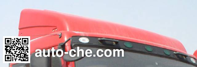 FAW Jiefang CA4163P1K2E4A80 diesel cabover tractor unit