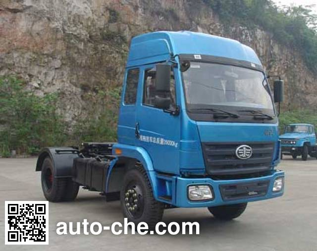 FAW Jiefang CA4172PK2E3A95 cabover tractor unit