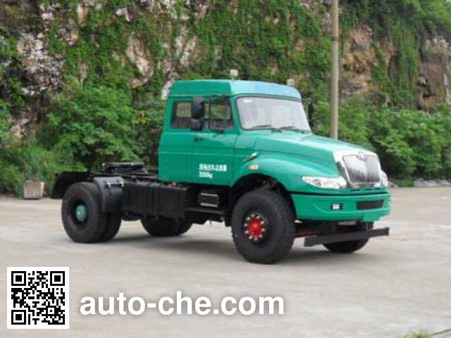 FAW Jiefang CA4180K2E4R7A90 tractor unit