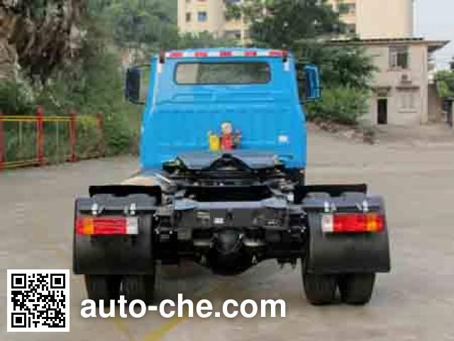 FAW Jiefang CA4180N2E5A90 natural gas tractor unit