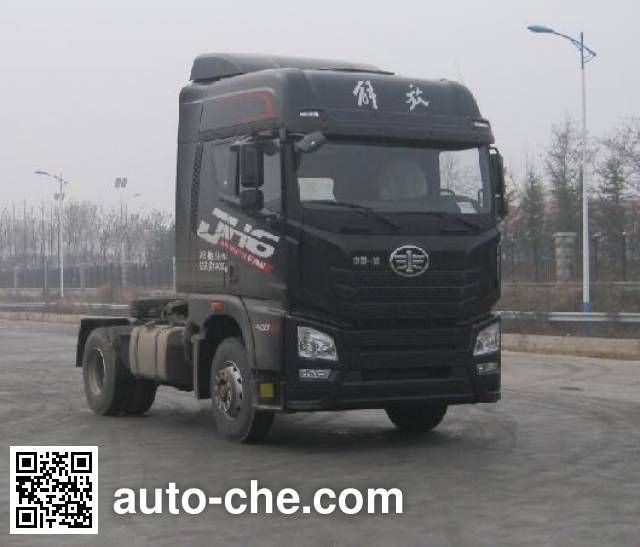 FAW Jiefang CA4180P25K2E5A80 diesel cabover tractor unit