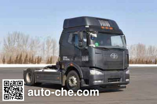 FAW Jiefang CA4180P66K24E4 diesel cabover tractor unit