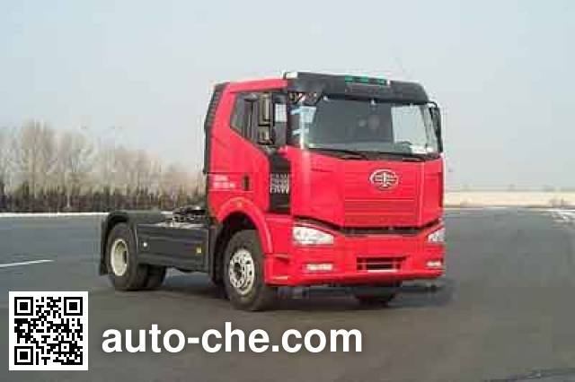FAW Jiefang CA4180P66K2E4 diesel cabover tractor unit