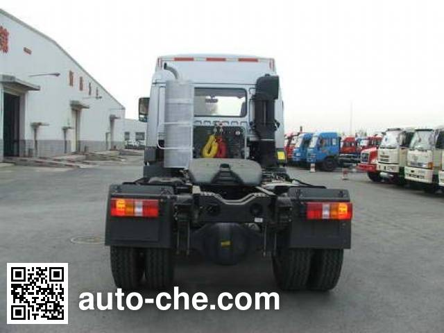FAW Jiefang CA4182P21K2A4XE container carrier vehicle