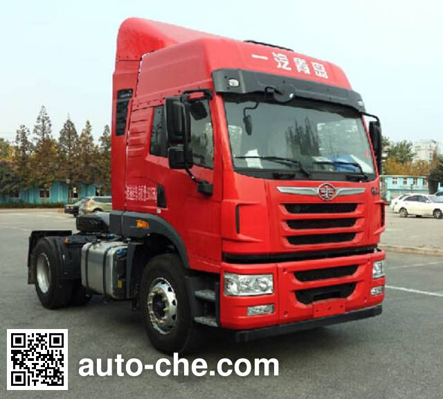 FAW Jiefang CA4183P1K2E5A80 diesel cabover tractor unit