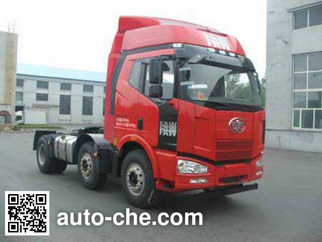 FAW Jiefang CA4220P63K2T3AHE4 diesel cabover tractor unit