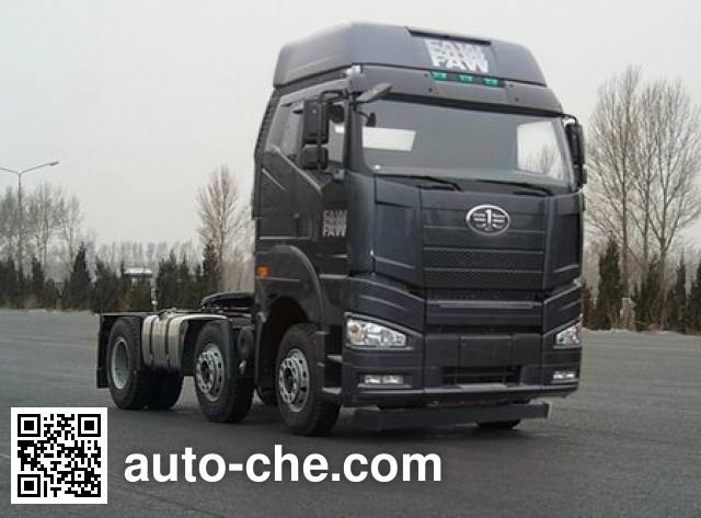 FAW Jiefang CA4220P63K2T3A1XE4 container transport tractor unit