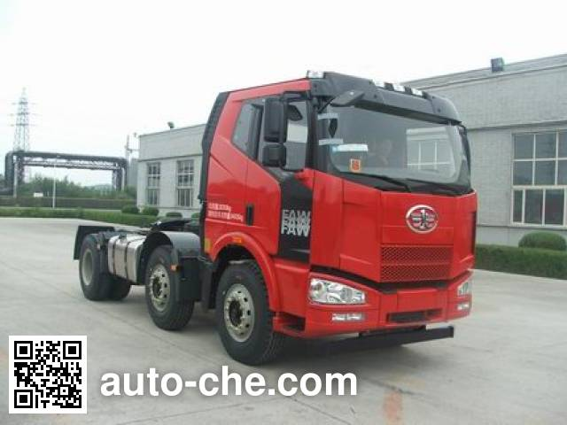 FAW Jiefang CA4220P63K2T3HXE4 container transport tractor unit