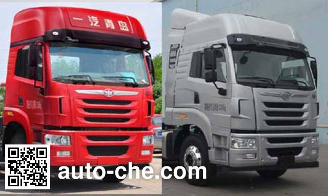 FAW Jiefang CA4183P2K15E4A80 diesel cabover tractor unit