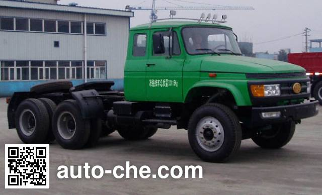 FAW Jiefang CA4228K2R5T1EA80 diesel conventional tractor unit