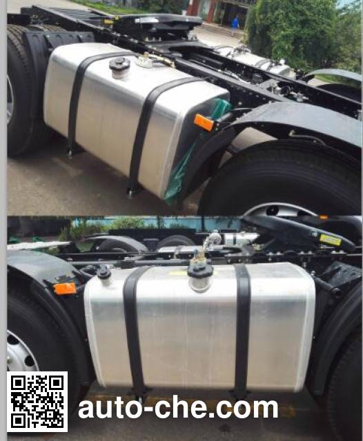 FAW Jiefang CA4250P25K24T2E5 diesel cabover tractor unit
