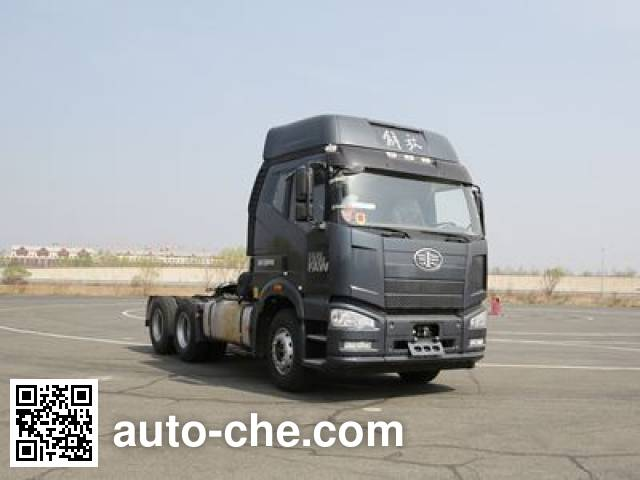 FAW Jiefang CA4250P66K25T1A1E4 diesel cabover tractor unit