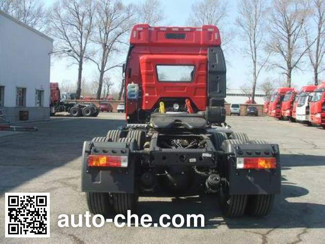 FAW Jiefang CA4250P66K2T1A1HE4 diesel cabover tractor unit