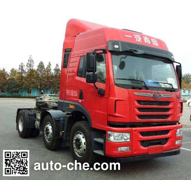 FAW Jiefang CA4252P1K15T3E5A80 diesel cabover tractor unit
