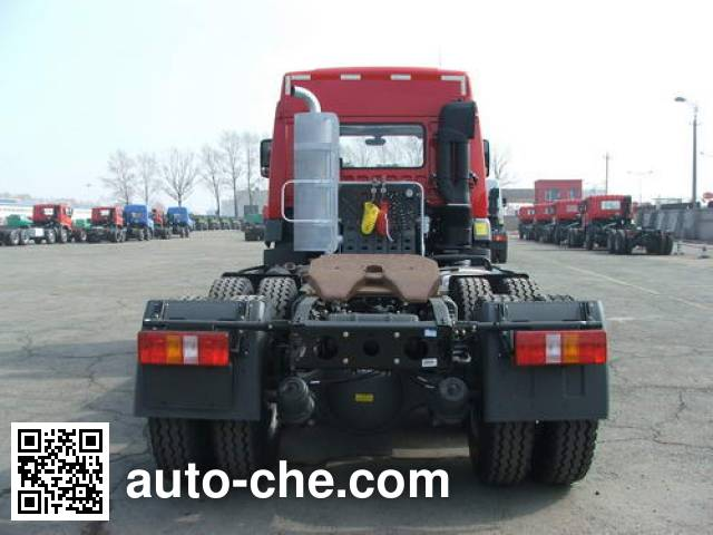 FAW Jiefang CA4252P21K2T1AXEH container carrier vehicle