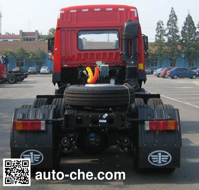 FAW Jiefang CA4253P1K2T1E4A80 diesel cabover tractor unit