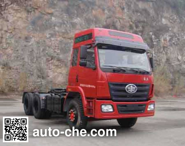 FAW Jiefang CA4253P2K2E3T1A92 cabover tractor unit
