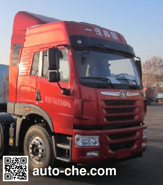 FAW Jiefang CA4256P1K2T1E5A80 diesel cabover tractor unit