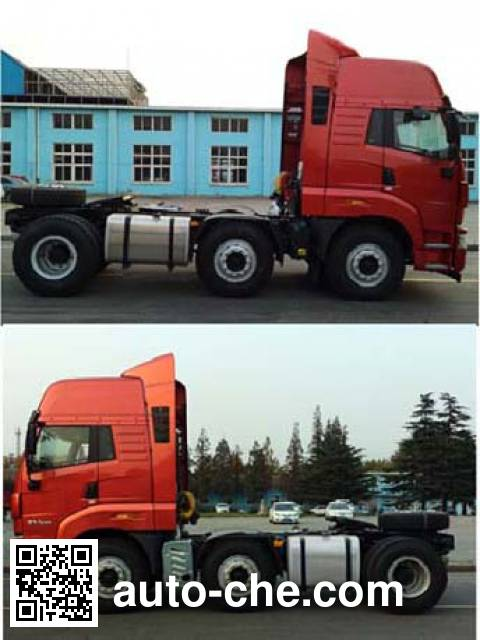 FAW Jiefang CA4256P2K15T3E5A80 diesel cabover tractor unit