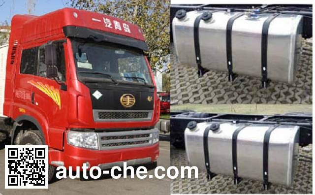 FAW Jiefang CA4259P2K15T1E4A80 diesel cabover tractor unit