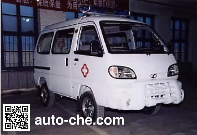 解放牌CA5012XJH救护车