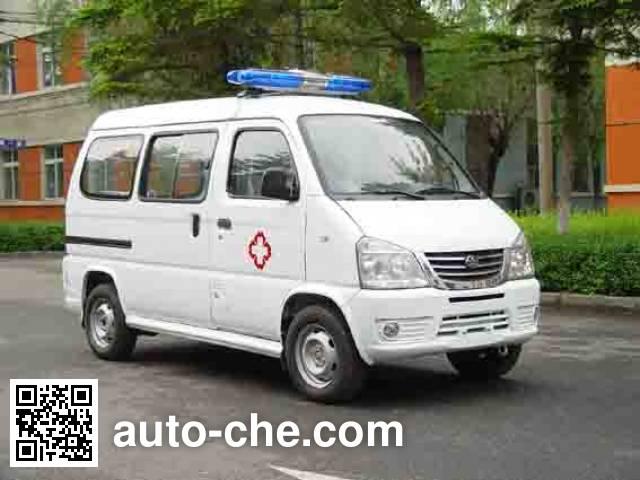 解放牌CA5014XJH救护车