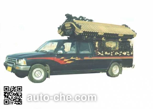 FAW Jiefang CA5020XBYEL2 funeral vehicle
